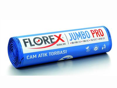 Florex Cam Atık Baskılı Pro Jumbo 80×110