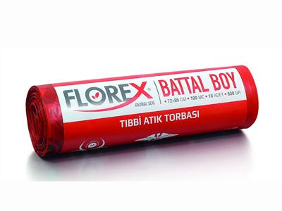 Florex Tıbbi Atık Battal 72×95