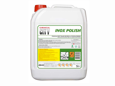 Chemical City / Inox Polish-Paslanmaz Temizliği